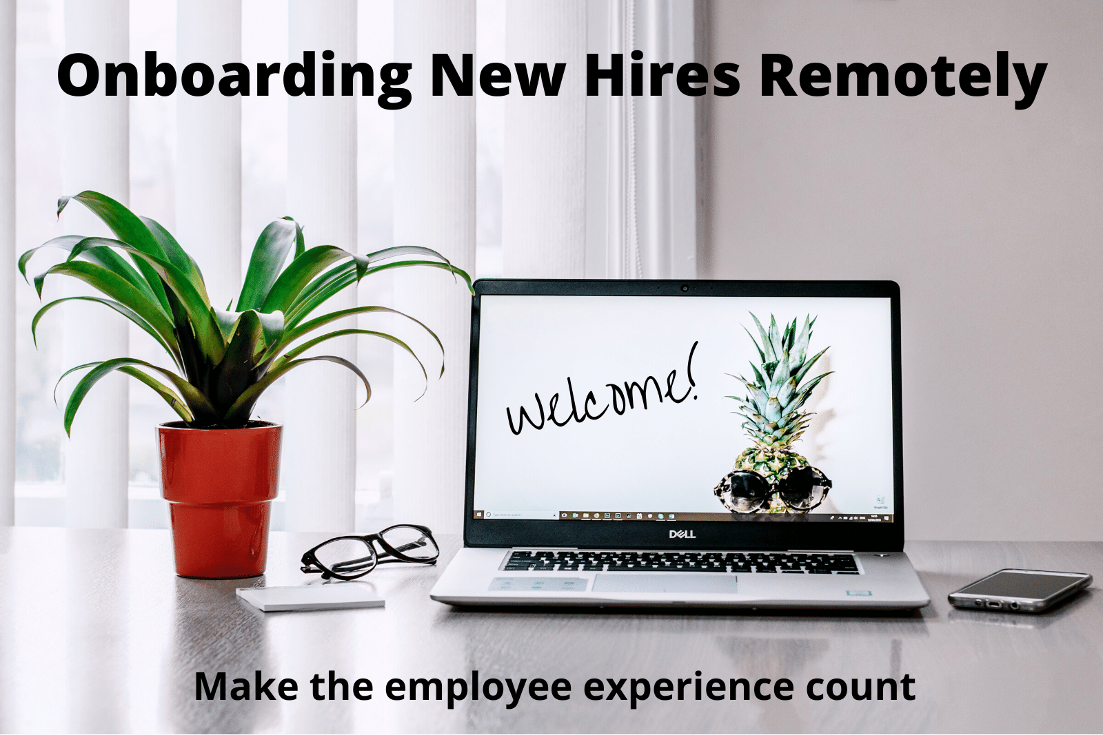 Onboarding new hires remotely